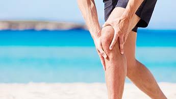 무릎 관절 통증