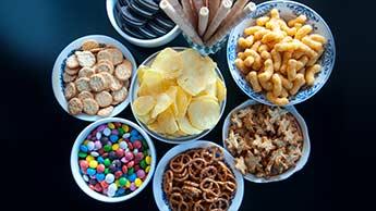 переработанные пищевые продукты