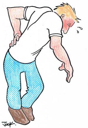 douleurs lombaires