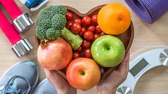 Bewegung und Ernährung