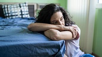 O sentimento de solidão e a falta de sono