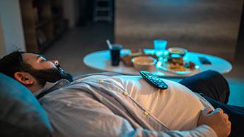 Não durma com a televisão ligada