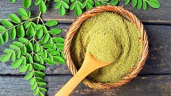 Os benefícios da moringa oleífera comparados aos do brócolis