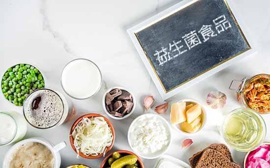 益生菌食物