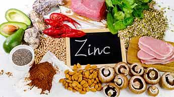 Zinc et la sensibilité au gluten