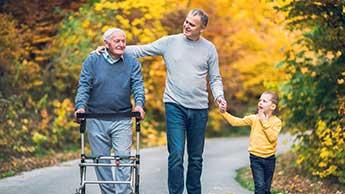 Как анализ походки можно использовать для диагностики типа деменции
