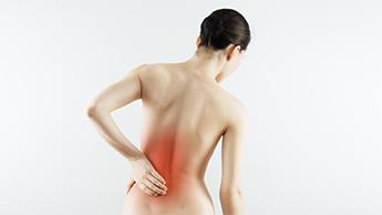 Dolore alla parte bassa della schiena
