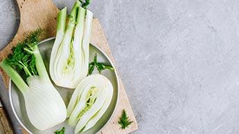 Фенхель и ферментированные овощи