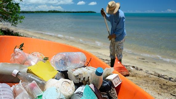 efeito da poluição plástica para a saúde humana