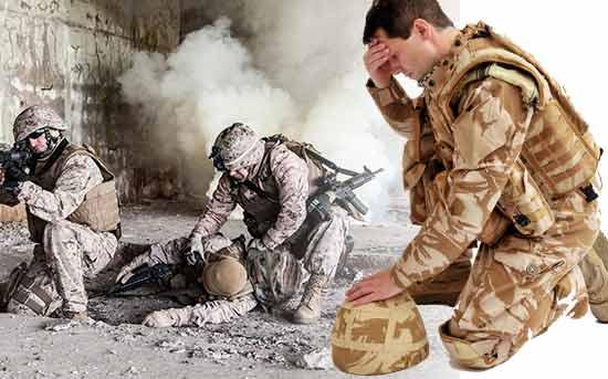 PTSD - 外傷後ストレ障害
