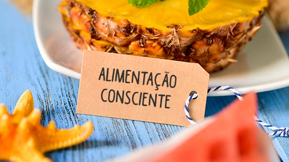 comendo com consciência