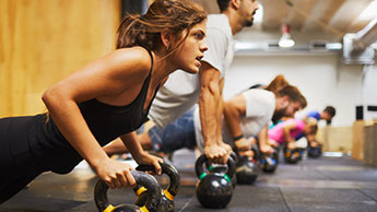 Jeśli będziesz ćwiczyć intensywnie, Twoje treningi mogą być krótkie