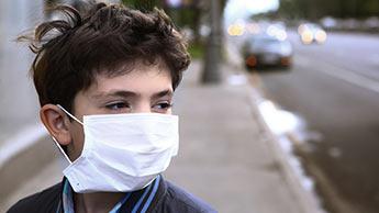 93% dzieci na świecie oddycha zanieczyszczonym powietrzem