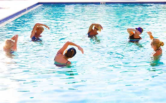 수중 운동