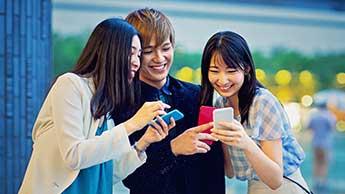 携帯電話は次世代の煙草でしょうか?