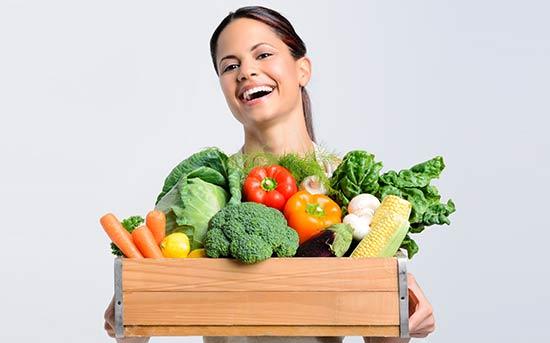 aliments plus sains