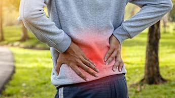 Wzmocnij kręgosłup, aby uniknąć bólu pleców