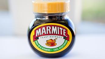 Marmite łagodzi stres i niepokój