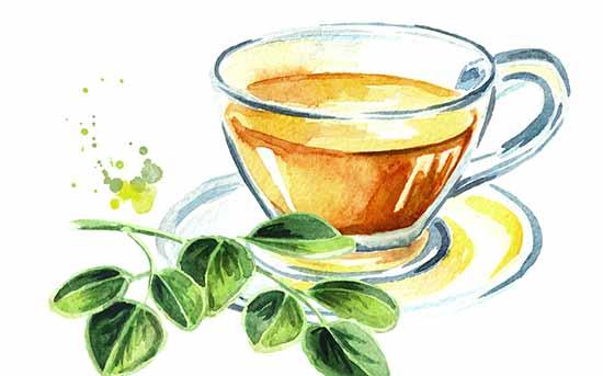 姜黄辣木茶