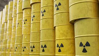 放射性廃棄物容器
