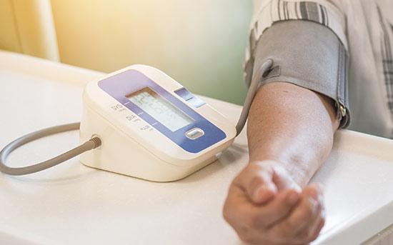 일반적 혈압 측정법