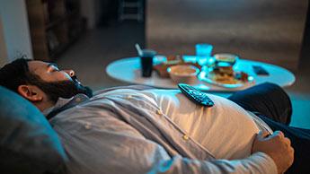 Estudo relaciona o sono irregular com a diabetes e a obesidade