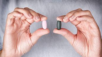 Magnesium und Vitamin B6