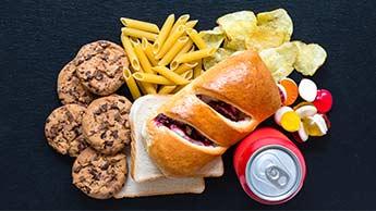 Wysoko przetworzona żywność zwiększa ryzyko śmierci o 62%
