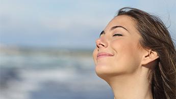 エクササイズを改善する呼吸テクニック