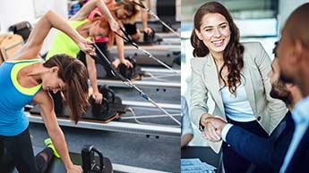 Die gesundheitlichen Vorteile von Pilates beeinflussen das Selbstvertrauen, die Körperhaltung und die Arbeitsleistung