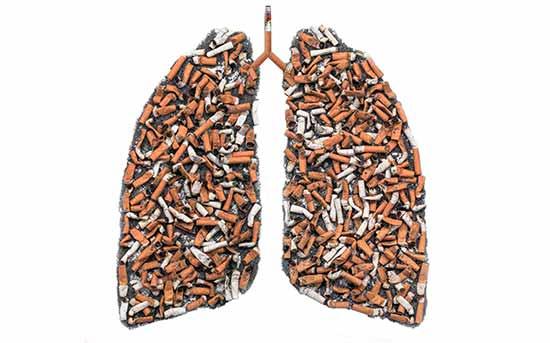 Курение заставляет ваше тело гнить - в статье