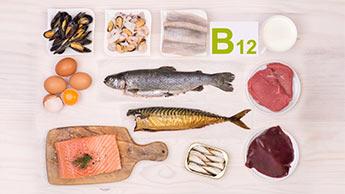 vitamine B12 foods