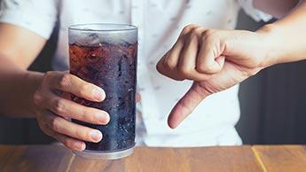 건강에 해로운 탄산음료
