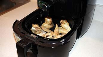 As Fritadeiras de Ar Quente São Saudáveis?