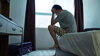 Eine schlechte Ernährung, Mangel an Sonnenschein und spirituelle Anämie – drei Faktoren für Depressionen und Angstzustände