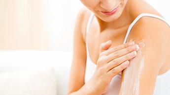 produtos para pele inflamáveis