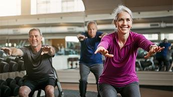 Начните делать упражнение сброс оксида азота