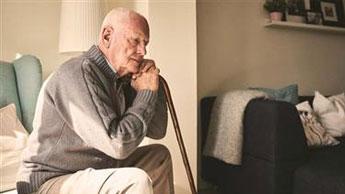 Solidão Aumenta o Risco de Demência em 40 Por Cento