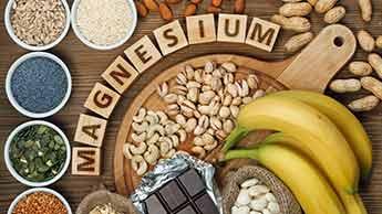 Magnesiumhaltige Erzeugnisse