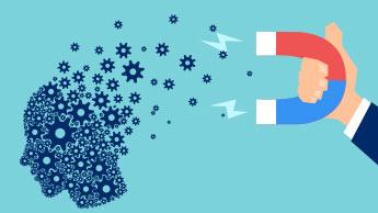 자석이 뇌에 어떻게 영향을 미치는지에 관한 유력한 설명