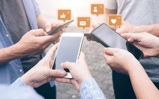 소셜미디어 중독
