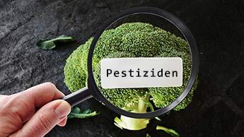 Verbessern Sie Ihre Gesundheit durch die Vermeidung von Pestiziden und Herbiziden