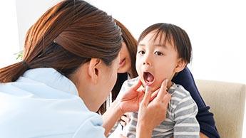 치과에 간 아이