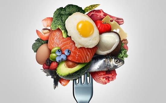 高脂肪生酮饮食