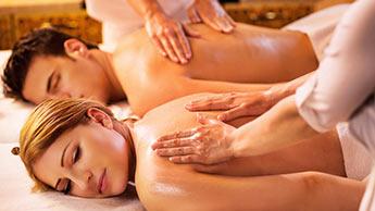 massaggio per il mal di schiena
