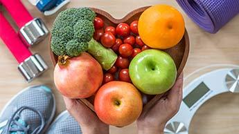 正しい食生活とエクササイズで脳を若返らせる