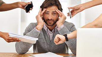 여러 종류의 심혈관 질환에 걸릴 위험성을 높이는 만성 스트레스