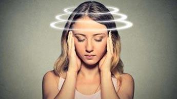 현기증 원인 및 치료