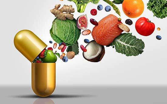 비타민 보조제