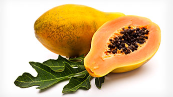 Vantaggi della papaia